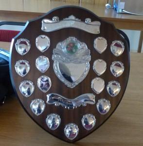 Seniors v Ladies - Winners Trophy