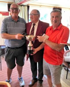 winners Parker Cup 2018