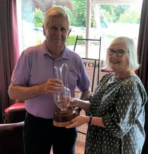 Steve Whittome - Winner Jim's Jug 2018